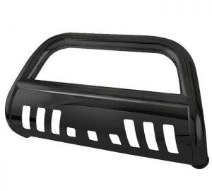 2004-2010 Nissan Armada (2/4WD) 3 inch Black Bull Bar