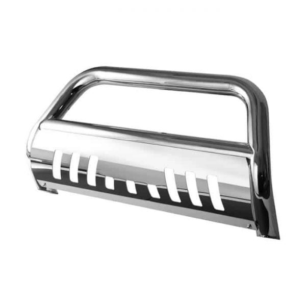 2005-2010 Toyota Tacoma 3 inch Stainless Bull Bar