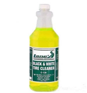 Black & White Tire Cleaner 32oz