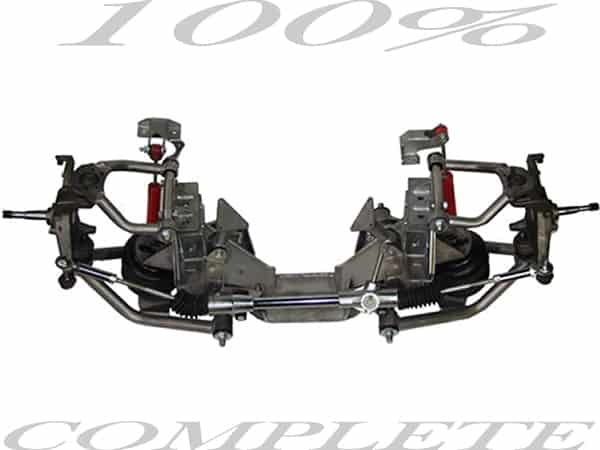 1967-1987 Chevrolet C10 Street Scraper Front Air Suspension Kit (Complete Front Axle Kit)(no fittings)