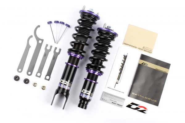 2005-2010 Chrysler 300C RS Coilover System (set of 4)