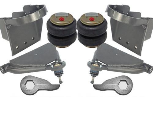 2002-2006 Cadillac Escalade, H2 Plug and Play Air Suspension Kit