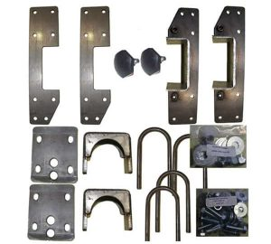 "1982-1996 Ford F250, F350 8"" Axle Flip Kit"