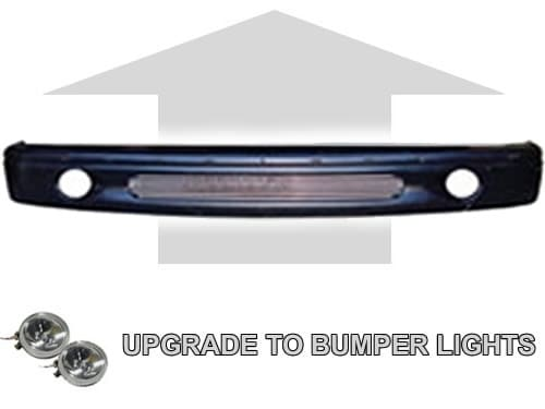 1999-2003 Ford F150, Expedition Smooth Steel Front Bumper