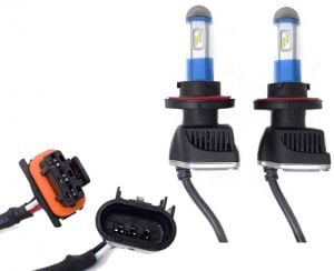 H13 PRO Igniters LED Headlight Conversion Kit