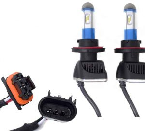 H3 PRO Igniters LED Headlight Conversion Kit