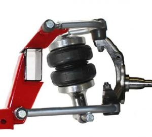 1956-1964 Ford F100, F150 Complete Air Suspension Kit