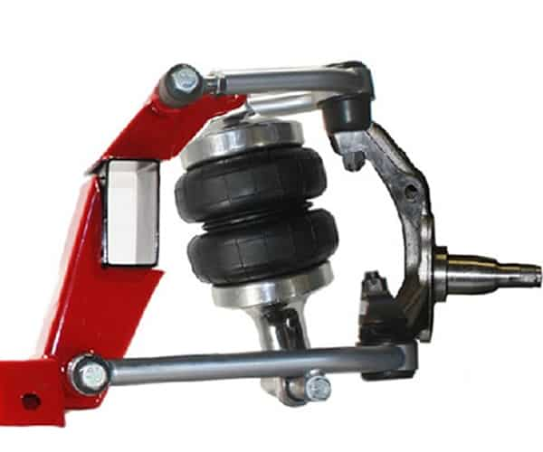 1948-1952 Ford Pickup, F100 Front Clip (Mustang II - Air Shocks, Complete Power Steering Rack & Pinion, Control Arms)