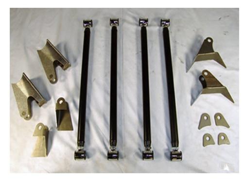 1973-1991 Chevrolet C20, C30, C35 Plug and Play Air Suspension Kit