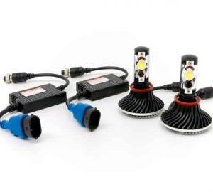 9007 LED Igniters Headlight Conversion Kit