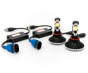 H16 LED Igniters Headlight Conversion Kit