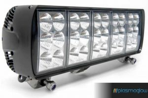 "Plasmaglow Outlaw 18"" High Output LED Offroad Light"