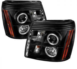 Cadillac Aftermarket Projector Headlights - X2 Industries