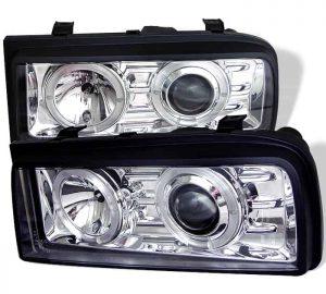 1990-1995 Volkswagen Corrado Halo Projector Headlights
