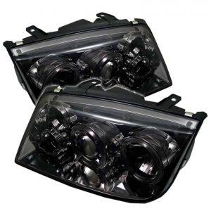 1999-2004 Volkswagen Jetta Halo LED Projector Headlights