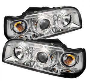 1993-1997 Volvo 850 Halo Projector Headlights