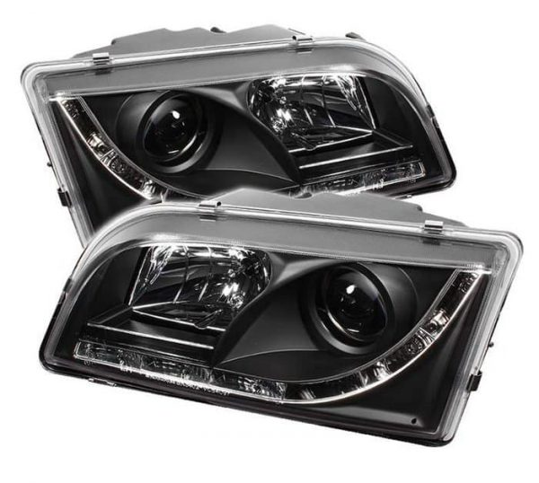 1997-2003 Volvo S40 DRL LED Projector Headlights