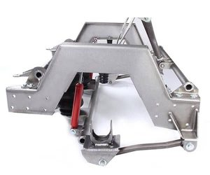 1997-2006 Ford F150 Rear Street Scraper Air Suspension Kit – Frame Kit with Bags