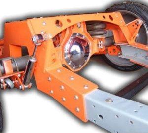Chevrolet Rear Street Scraper Kits - X2 Industries