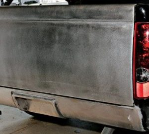 1983-1996 MAZDA PICKUP, B2000, B2200, B2600 Steel Smooth Tailgate Cover Skin