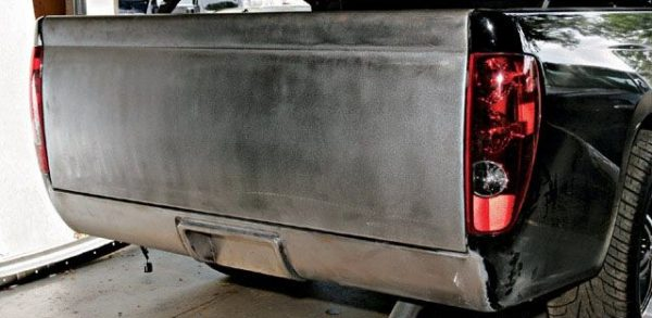 1993-2004 FORD RANGER Steel Smooth Tailgate Cover Skin