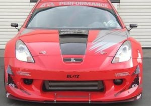 2000-2005 Toyota Celica Widebody Aerodynamic Body Kit