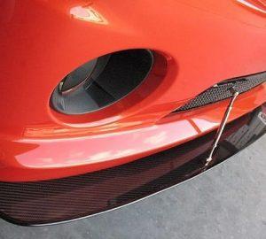 2010-UP Chevrolet Camaro SS Carbon Fiber Wind Splitter