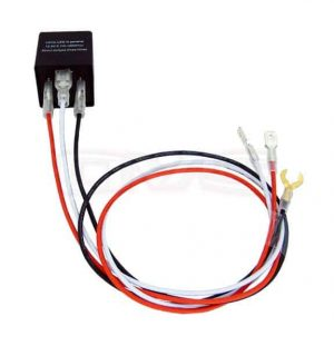 LED Flash Control Module (FOR LED TAILLIGHTS) (CONTROLS FLASH SPEED)
