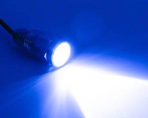 Plasmaglow Boat LED Drain Plug Light - Blue