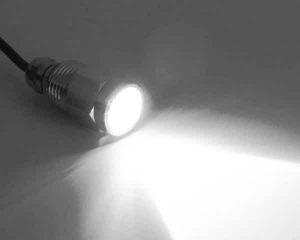 Plasmaglow Boat LED Drain Plug Light - White