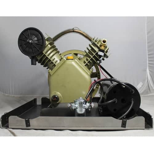 3HP 100% Duty Cycle Air Compressor System (Senior - Extreme Output)