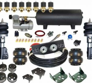 EXTREME FBSS Air Suspension Kit - Front Struts, Rear Bags and Brackets