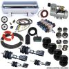 1982-2004 Chevrolet 2WD S10, S15, Blazer, Sonoma, Hombre Plug and Play Air Suspension Kit