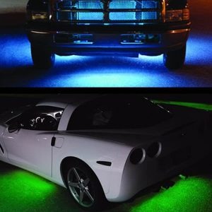 Flexible LED Underbody / Under Car Kit (Single Color)