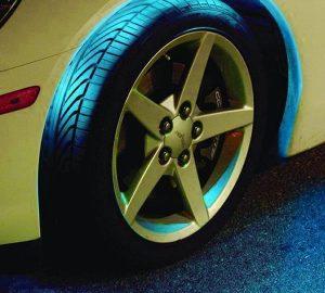 Flexible LED Wheel Well Kit