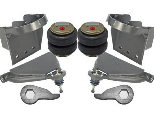 2002-2006 Cadillac Escalade, H2 Complete Air Suspension Kit