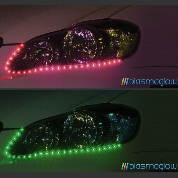 "26"" Plasmaglow Lightning Eyes LED Headlight Kit"