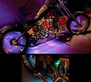 Motorcycle/ATV Underbody LED Kit