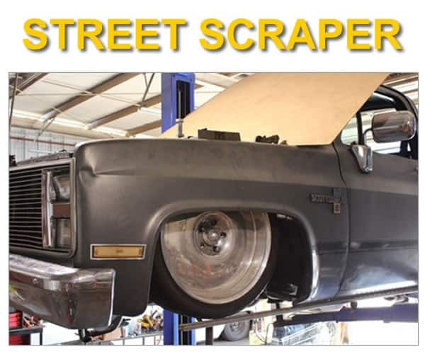 1963-1972 Chevrolet C20, C30, C35 Plug and Play Air Suspension Kit – Street Scraper