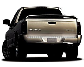 "60"" Plasmaglow RIGID Fire & Ice LED Tailgate Light Bar"