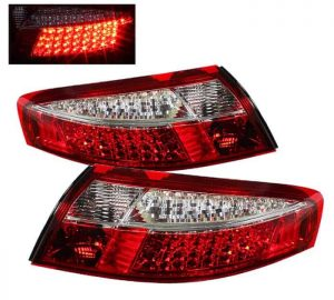 99-04 Porsche 996 LED Tail Lights - Red