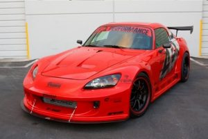 2000-Up Honda S2000 Widebody Aerodynamic Body Kit