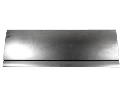 1982-1993 CHEVROLET S10, S15 Steel Smooth Tailgate Cover Skin