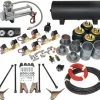 1969-1972 Chevrolet Nova, Special 4-Link Complete Air Suspension Kit