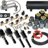 2005-2009 Chrysler 300 rwd New Body, Charger, Magnum rwd Complete Air Suspension Kit