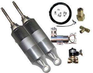 Motorcycle Air Suspension Kit – Stem/Loop Air Cylinder Kit