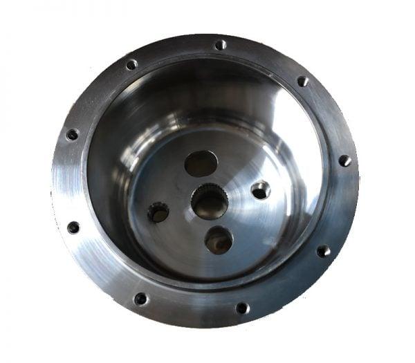 LeCarra Billet Aluminum Steering Wheel Adapter (General Motors Only)