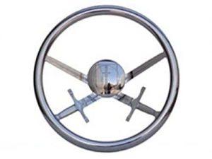 Full Custom Billet Steering Wheel – XCaliber
