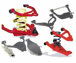 1984-1997 NISSAN PICKUP Lowered Tubular Control Arms (Pair) (Lower Arms)