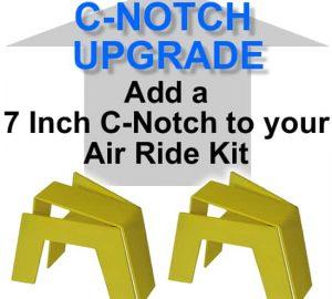 7″ Super Rear Axle C-Notch/Bridge – Needs Fabrication **UPGRADE**